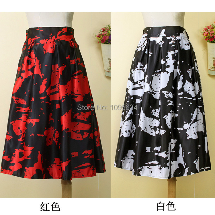 Popular Red Swing Skirt-Buy Cheap Red Swing Skirt lots from China ...