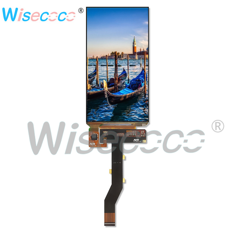 5.0 Inch OLED Screen Touch Screen Resolution 720 (RGB) X 1280 Single Screen Signal Interface MIPI 39 Pin FPC