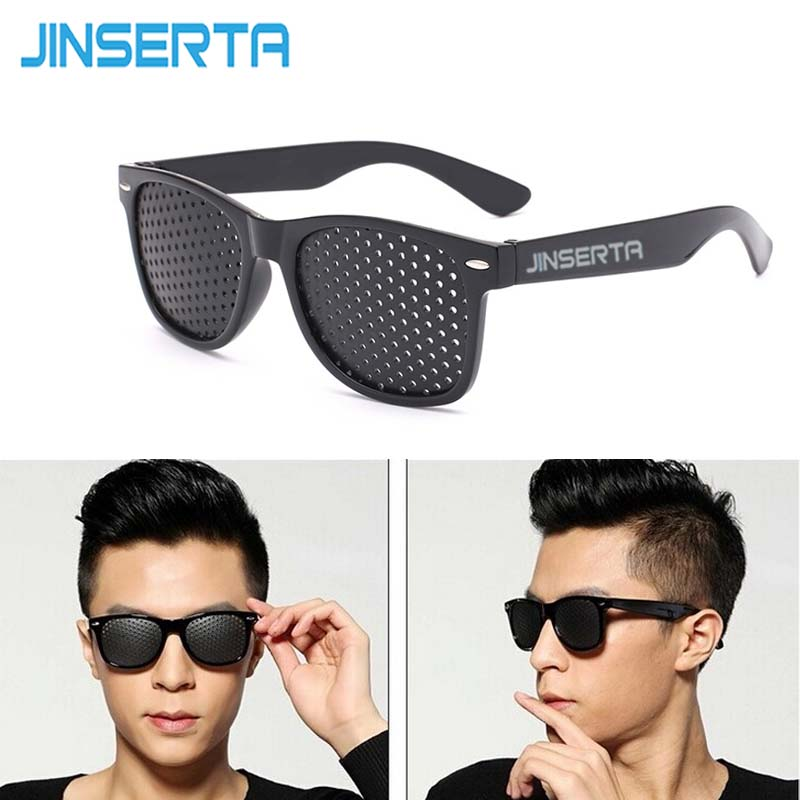 JINSERTA Wearable Corrective Glasses Anti-fatigue Eye Protection