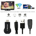 Горячая MiraScreen OTA TV Stick DLNA Airplay Miracast Dongle HDMI USB Wi-Fi Дисплей Приемника Airmirroring Media Player