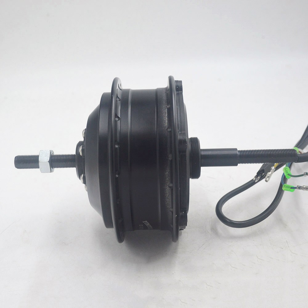 <font><b>36V</b></font> 48V 250W electric bike conversion kit Hub <font><b>Motor</b></font> e-bike <font><b>Motor</b></font> Rear Wheel Drive DXF135 for 26/27.5 wheel image