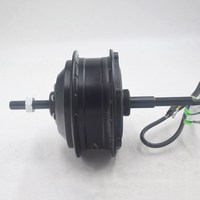 36V 48V 250W electric bike conversion kit Hub Motor e bike Motor Rear Wheel Drive DXF135 for 26/27.5 wheel