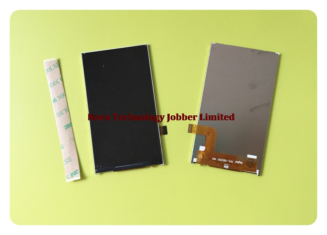 Wyieno For Fly FS454 LCD Display Screen Replacement Parts NOT Sensor Panel ; With Tracking Number image
