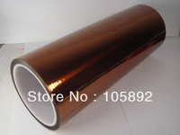 Free Shipping 150MM 33M High Temperature Resistant Gold BGA Tape PCB Tape For Bga Operation
