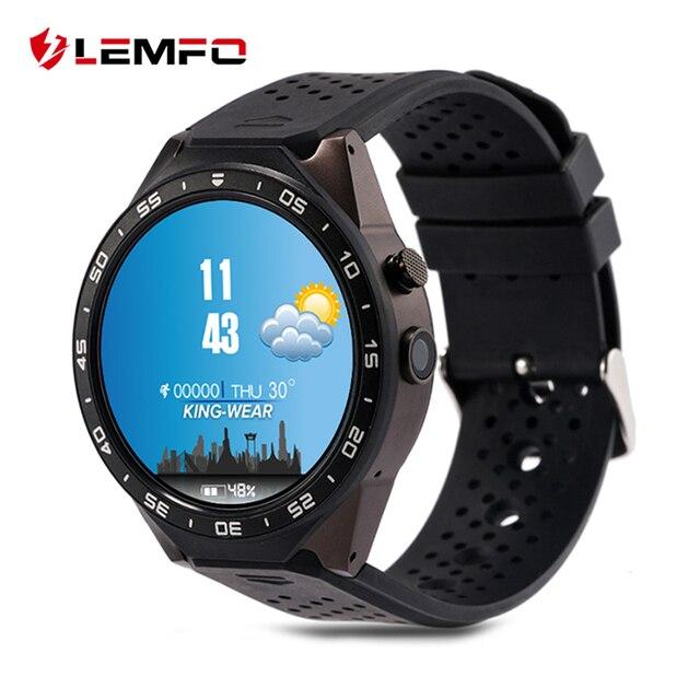 Lemfo kw88 Android 5.1 Смарт часы-512 МБ + 4 ГБ Bluetooth 4.0 WI-FI 3 г SmartWatch телефон наручные часы Поддержка Google Voice GPS Географические карты