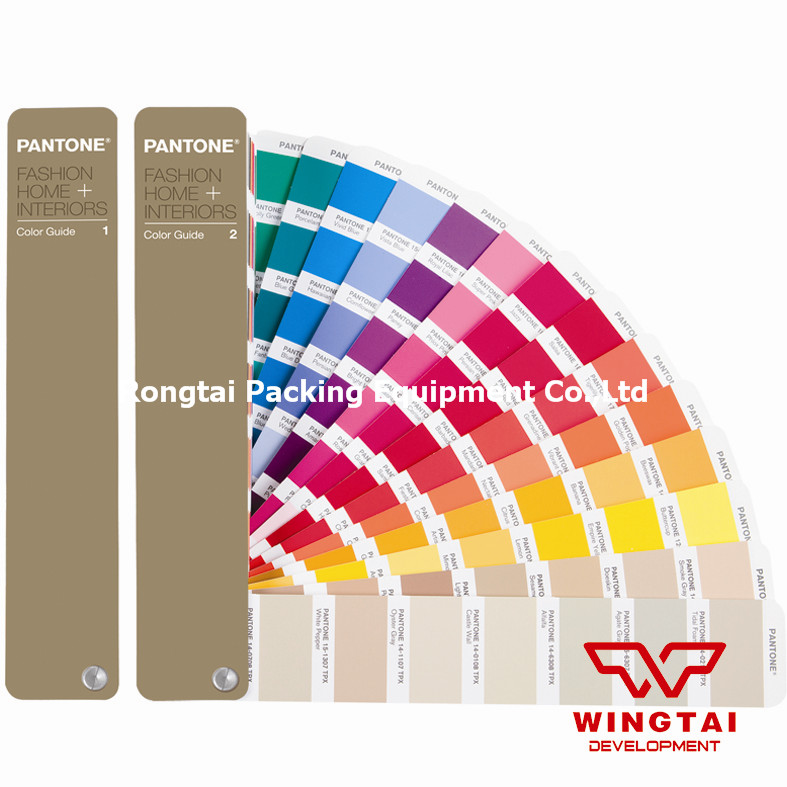Newest Version Pantone TPG  Fashion Home Color Guide FHIP110N For Garments стоимость