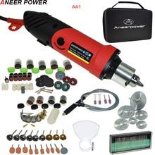Adjustable 6 Speed 5000~30000r/min Engraver Dremel Electric Drill Pen Grinder Carving Rotary Tool Mini DIY