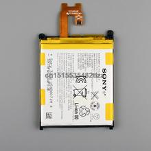 100% Genuine Replacement Battery For Sony Xperia Z2 L50w Sirius SO-03 D6503 D6502 3200mAh