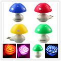 10pcs Fashion Holiday Led rose love lamp Rose Flower /mushroom LED Night Lightgift Wedding Garden Party Christmas Decoration