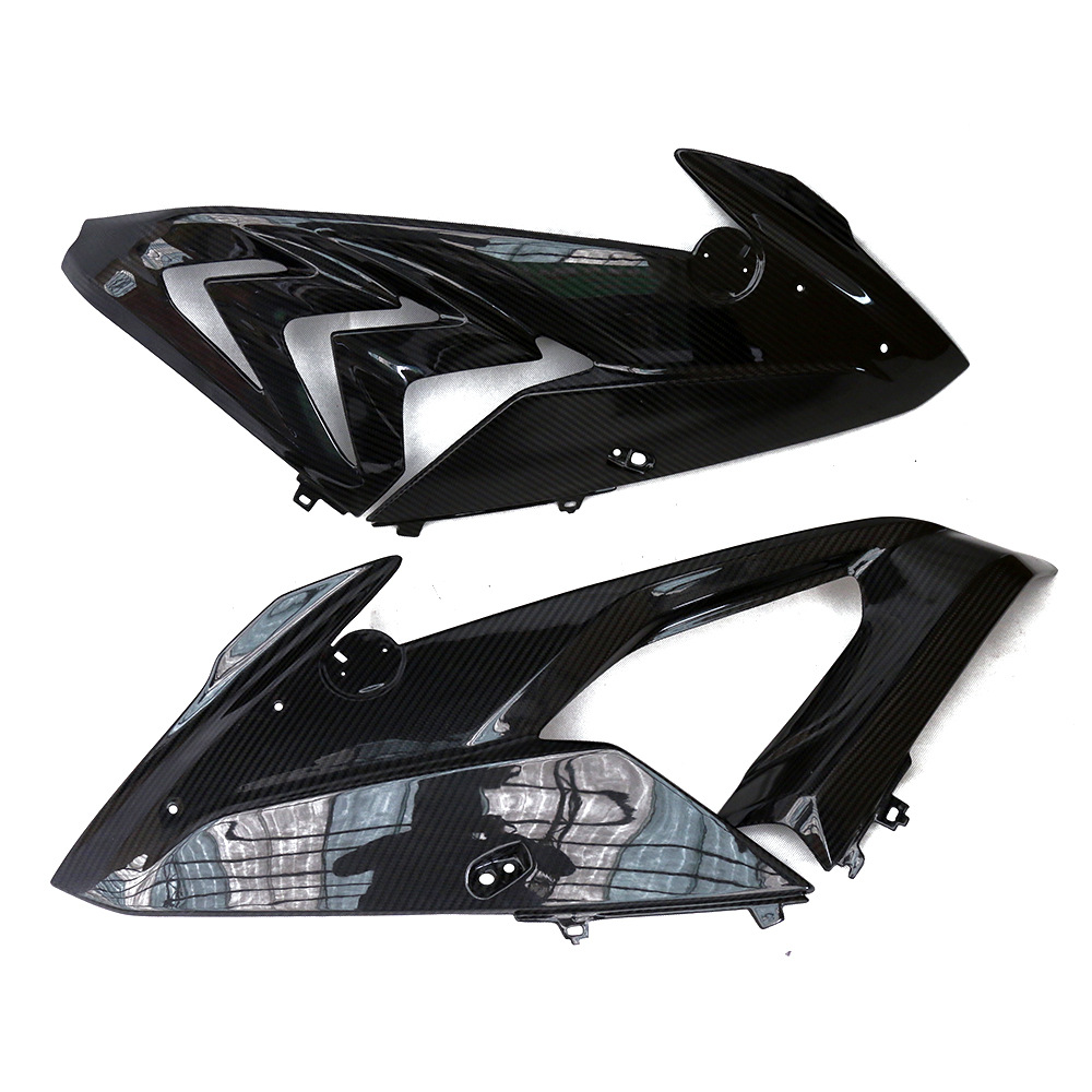 For <font><b>BMW</b></font> S1000RR Carbon Side Fairing Panel Cover Protector Bodykit Wing protection <font><b>S</b></font> <font><b>1000</b></font> <font><b>RR</b></font> 2015 2016 2017 <font><b>Accessories</b></font> image