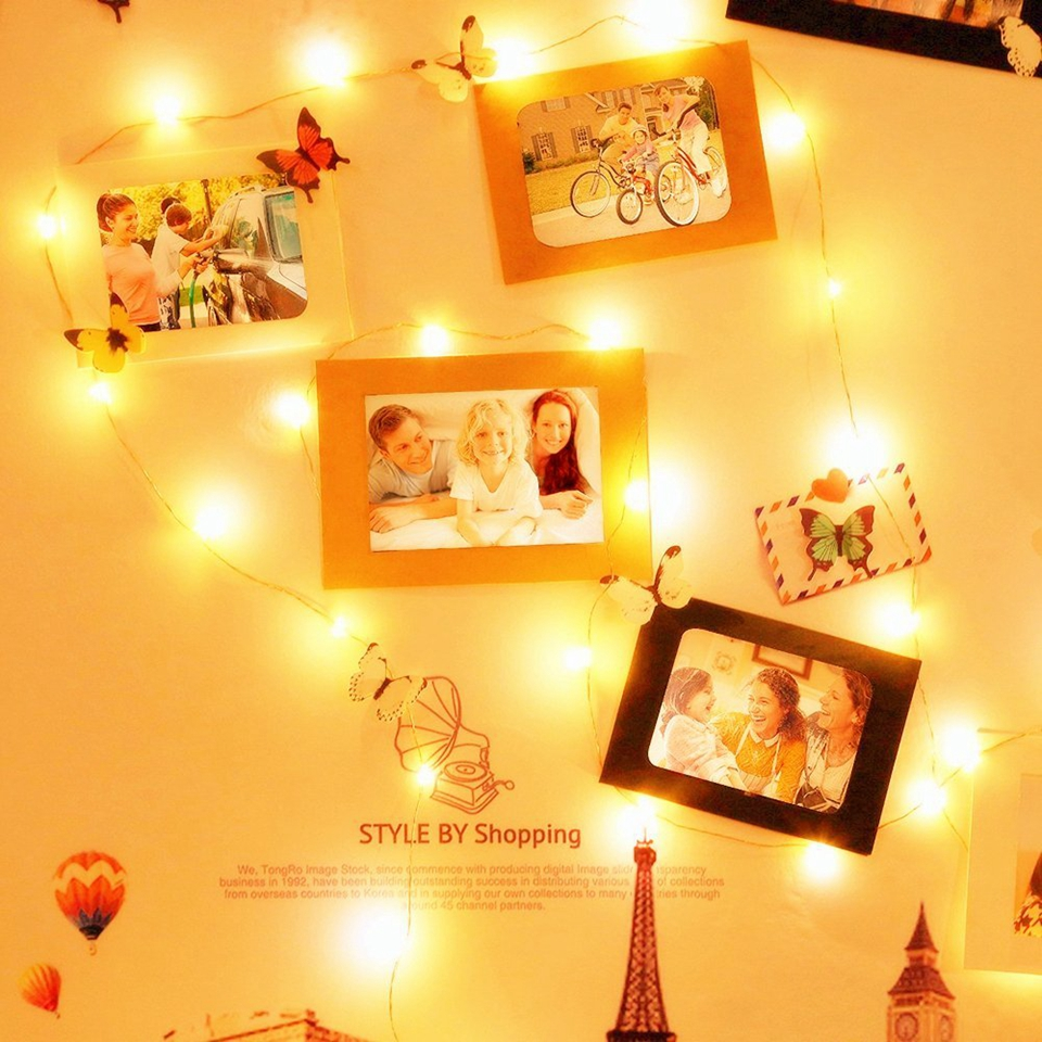 Holiday string lights (16)