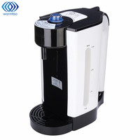3L Electric Water Boiler Instant Heating Electric Kettle Water Dispenser Adjustable Temperature Coffee Tea Maker Office 2000W