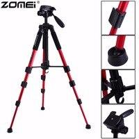 Original Zomei Portable Q111 Heavy Duty Aluminium Camera Tripod Stand For SLR Camera With Carrying Bag