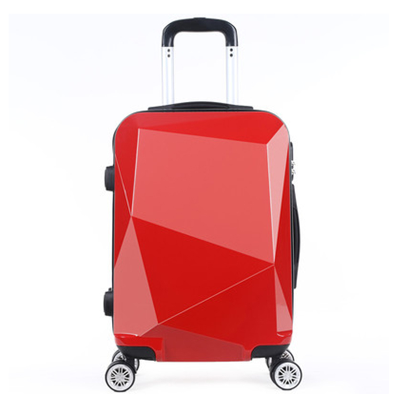 Rolling Luggage 24inch Woman Travel Suitcase With Wheels Spinner Trolley Case Travel Bag Box 20inch Boarding Carry-on Luggage