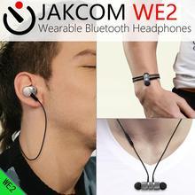 JAKCOM WE2 Wearable Inteligente Fone de Ouvido venda Quente em Fones De Ouvido Fones De Ouvido como nicehck se215 écouteur