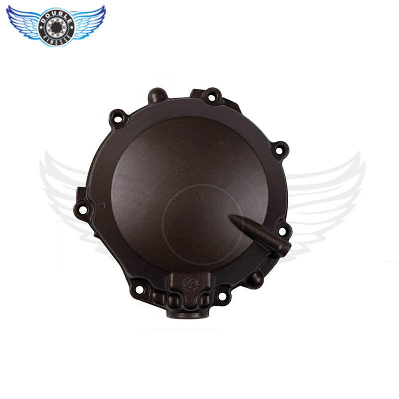2015 motorcycle aluminum engine stator crank case cover black color engine stator cover for kawasaki  ZX12R ZX -12R 2000-2001 aluminum water cool flange fits 26 29cc qj zenoah rcmk cy gas engine for rc boat
