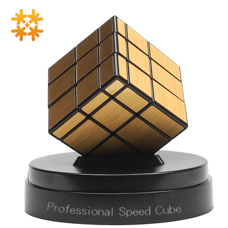 QiYi 3x3x3 Speed Cube Professional Cubo Magico Cast Coated Puzzle Speed Twist Learning & Education Toys