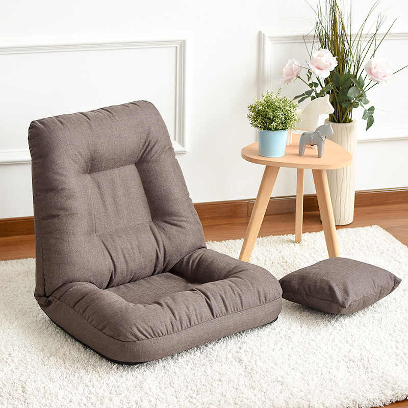 52c9857c78e7 Detail Feedback Questions about Home Adjustable Folding Lazy Sofa Relax  Chair Floor Cushion Couch Living Room Furniture for Watch TV/Gaming/Midday  Rest/Nap ...