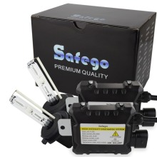 Safego Car Headlight hid kit xenon H1 H3 H8 H9 H10 H11 880 881 H27 9005 9006 xenon H7 H4 xenon HID kit Auto Lighting