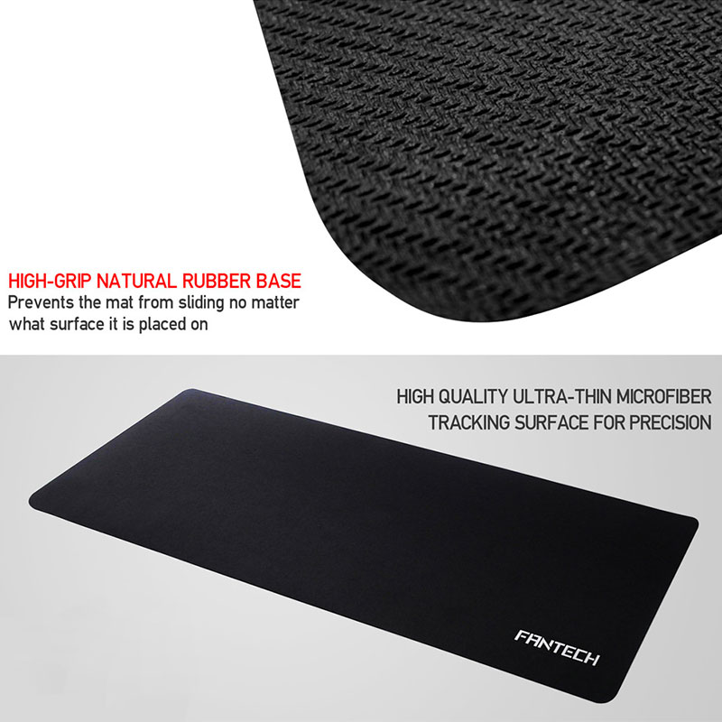 Портативный черный стол Резиновые ноутбук MP64 офисные клавиатура Мышь коврик