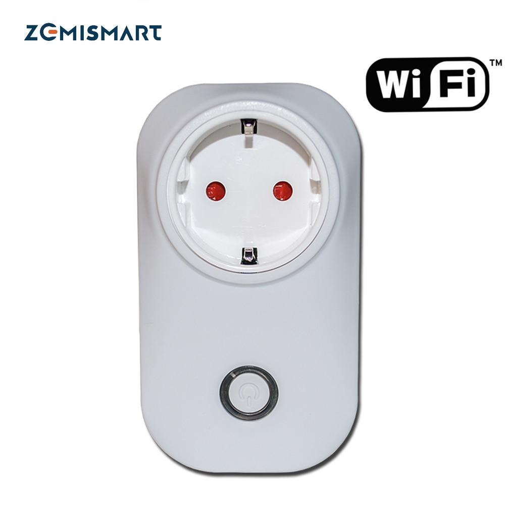 EU-stekker Outlet compatibel met Echo WIFI draadloze - Slimme elektronica