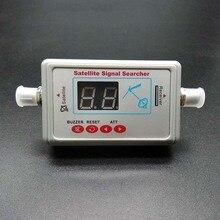 ТВ антенна цифровой спутниковый измеритель сигнала ЖК экран дисплей FTA DIRECTV указатель сигнала ТВ инструмент для поиска сигнала