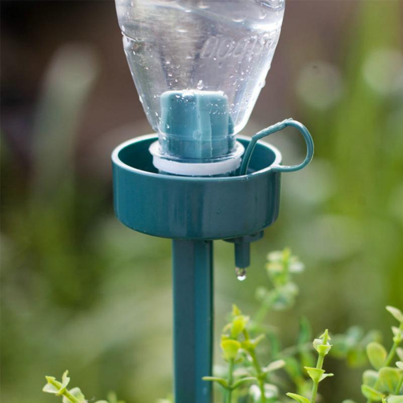 DIY Automatic Self Watering Seepage Moving Plant Waterer ...