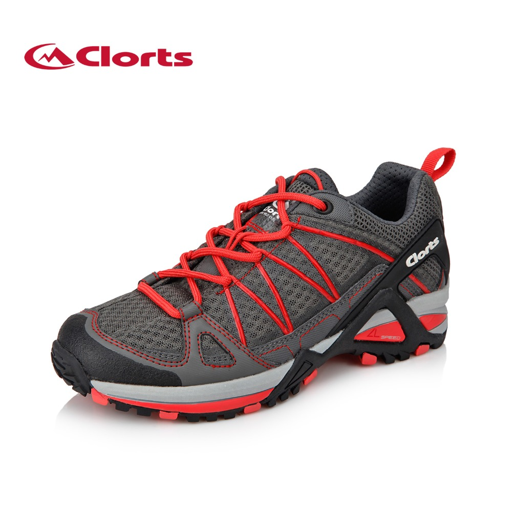Clorts Sport Shoes Women Brand Running Shoes Breathable Comfortable Jogging Homme Light Athletic Shoes R015A peak sport men outdoor bas basketball shoes medium cut breathable comfortable revolve tech sneakers athletic training boots