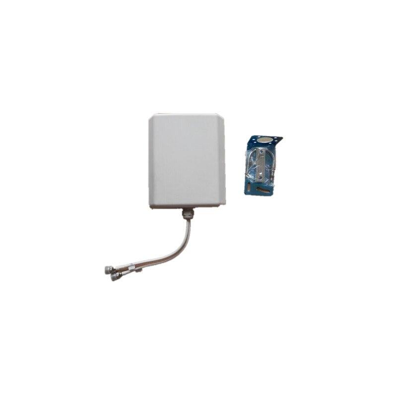 50 W Puissance 2x2 Mimo 4G LTE Antenne Panneau 700-2700 MHz Large Bande Omnidirectionnelle Mur montage 4G LTE Antenne Extérieure