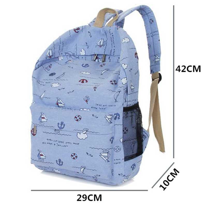 a76e6af390ca ... Для женщин рюкзаки для подростков рюкзак тканевый для девочек Женская  мода женский рюкзак школьный рюкзак девушка