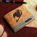 PU бумажник печатается с Японии Аниме Fairy Tail Магия Ассоциации знак