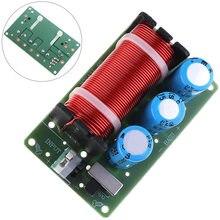 12V 4 - 8Ω 200W Speaker Divisor de Freqüência de Áudio Altifalante 3 Unidade Filtros Crossover com 48Hz - 20KHz Apto para Alto-falantes