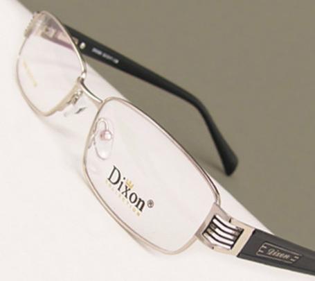 Retangular estreito Full Metal aro Prescrição Óptica QUADROS de ÓCULOS Dos Homens Óculos RX Espetáculo D9580 Eyewear