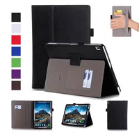 Official Original TAB4 10 Smart Leather Cases Cover For Lenovo TAB 4 10 TB X304F TB