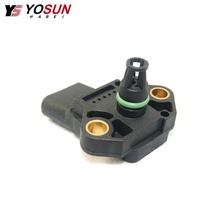 цена на CENWAN 2.5 Bar Turbo MAP Sensor Manifold Air Pressure Sensor 0281002399 038906051B For Audi VW Seat Jetta Skoda