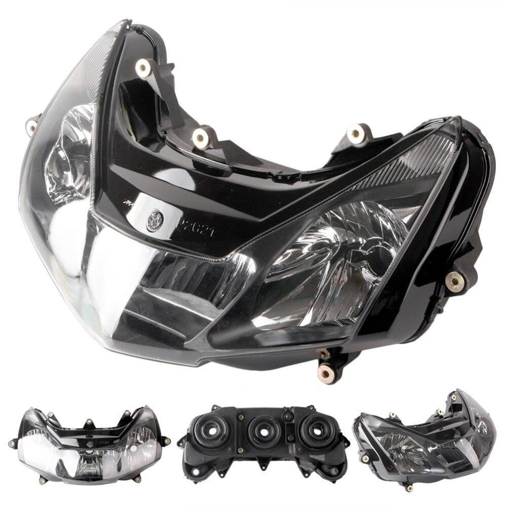 Pour Honda CBR 954 RR CBR954RR phare avant phare phare phare lampe assemblage 2002 2003 pièces de moto accessoires