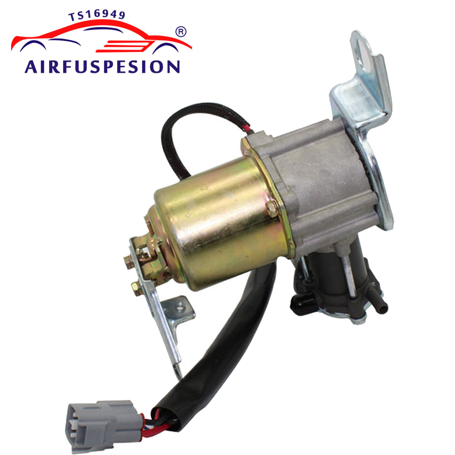 For <font><b>Toyota</b></font> Land Cruiser Prado 120 <font><b>4Runner</b></font> Lexus GX470 Air Suspension Compressor Pump 4891060020 4891060021 4891060040 2003-2009 image