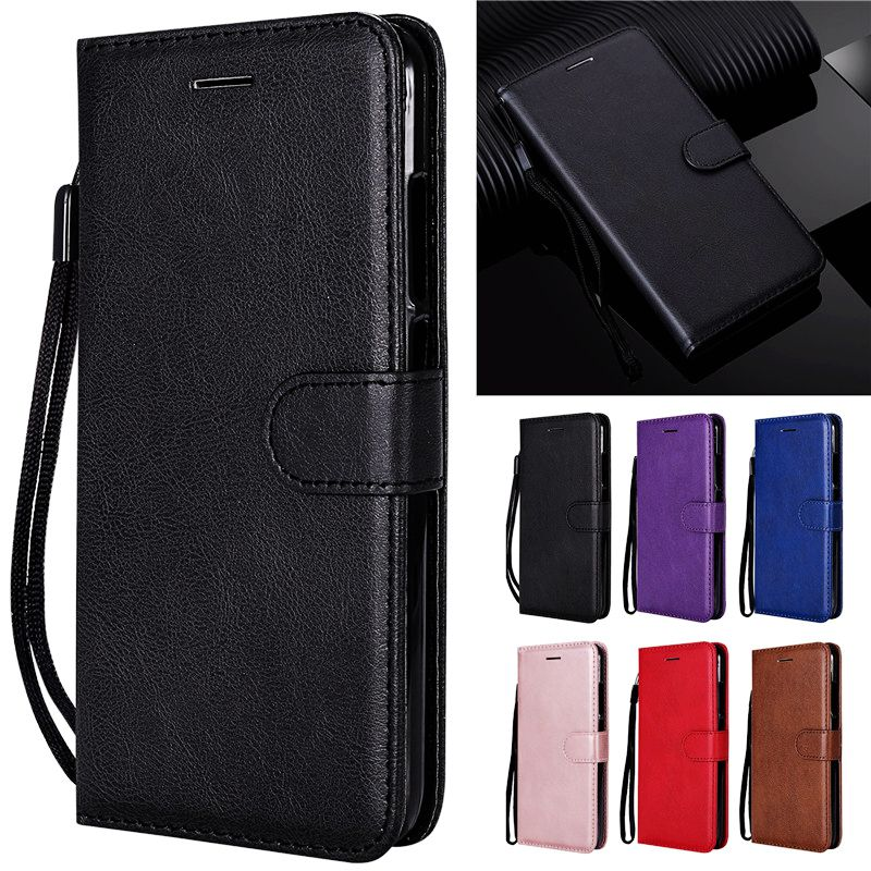 Para Nokia Caso por Coque Nokia Tampa 3 Nokia3 3 TA-1032 TA-1020 TA-1028 caso Simples Casos de Telefone de Couro Clássica Dos Homens Das Mulheres