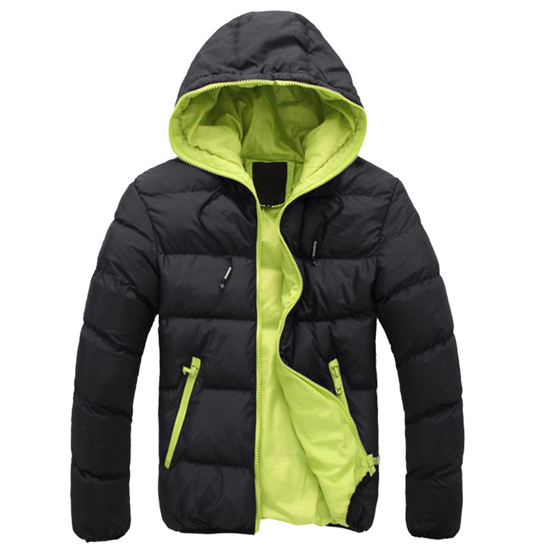 Thin Parka Jacket Mens