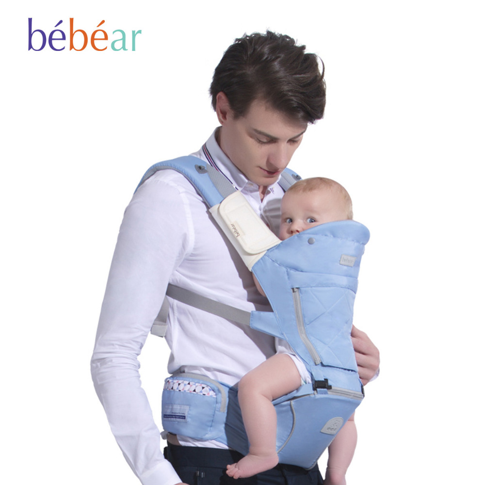 0-36 Months Sprots Chic Baby Carrier Ergonomic 6 in One Babies Hipseat Comfortable Manduca for Moms Multifunctional Kid Backpack