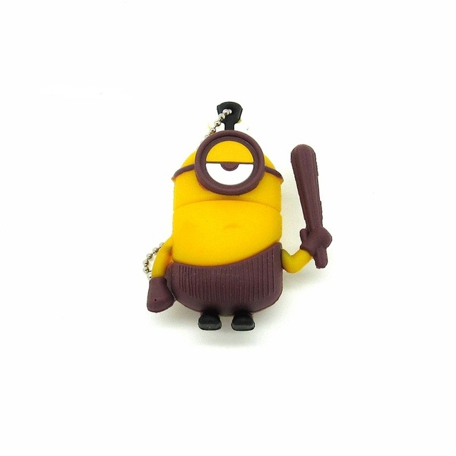 Personalized Funny Minions Flash Drive