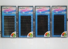 4 Cases Set 0 07C 8 10 12 14mm Professional Quality Eye Beauty Makeup False Eyelashes