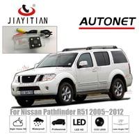 JIAYITIAN Car rear Camera For Nissan Pathfinder R51 2005~2012/Night Vision/License Plate camera/CCD/Reverse Camera backup camera