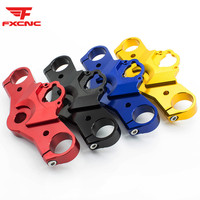 For Suzuki GSX250R 2016 2018 2018 2017 2016 Aluminum CNC Motorcycle Fork Lowering Triple Tree Upper Top Clamp Accessories