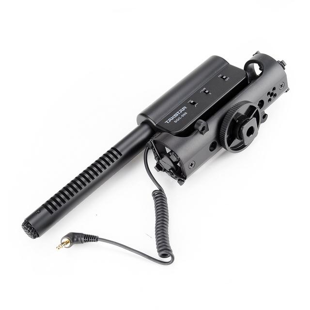 Portable DSLR Camera Microphone