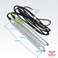 Static Eliminate Ion Bar Effecive Length 500mm With Transformer Anti Static Device