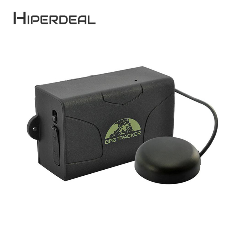 HIPERDEALID Mini Real-Time GSM GPRS GPS Tracker Car Vehicle Tracking System DeviceTK104 For Kids Pet Bag Wallet Key Dog Car 1Sp8 mini gps tracker real time waterproof diy pet dog collars gps tracker life time free platform service charge easy to use