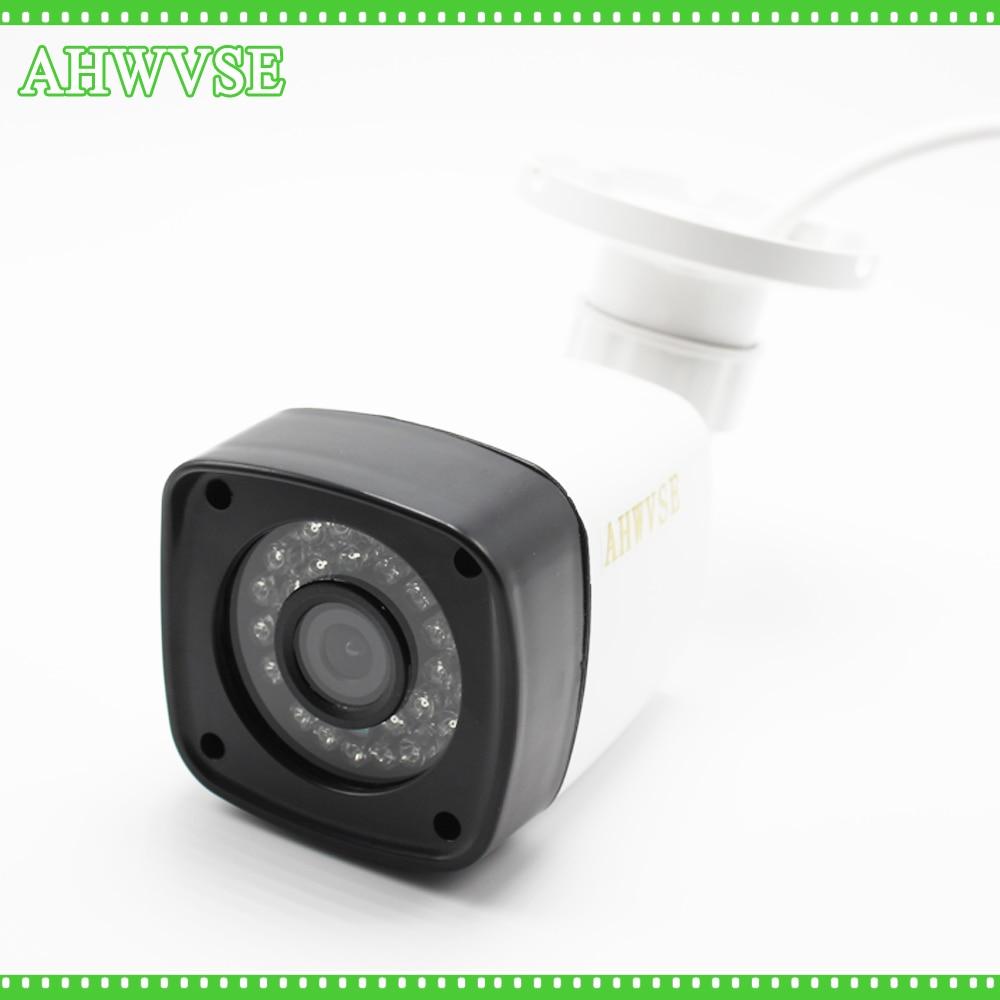 Фото AHWVSE H.264 2MP Security IP Camera Outdoor CCTV Full HD 1080P 2.0 Megapixel Bullet Camera IP 1080P Lens IR Cut Filter ONVIF