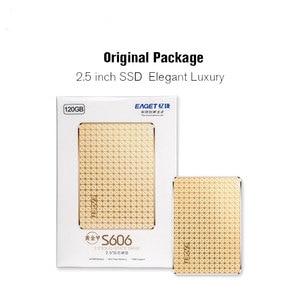 Image 5 - Eaget S606 SSD 120 GB 240 GB Interne Solid State Drive 2,5 zoll SATA III HDD Festplatte HD SSD 120G TLC für Laptop Notebook PC
