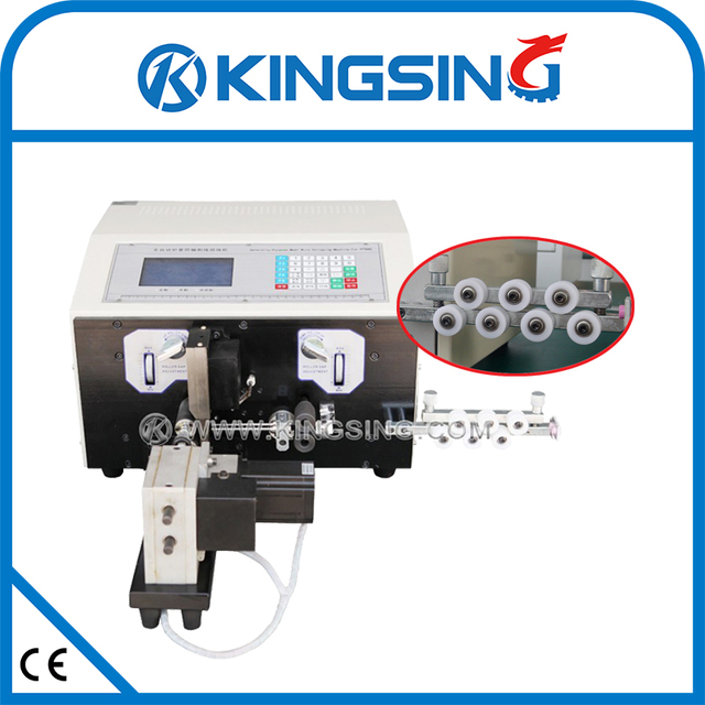 KS 09W(220V) Wire Cutter Stripper Twister Can Process 2 Wires At One ...